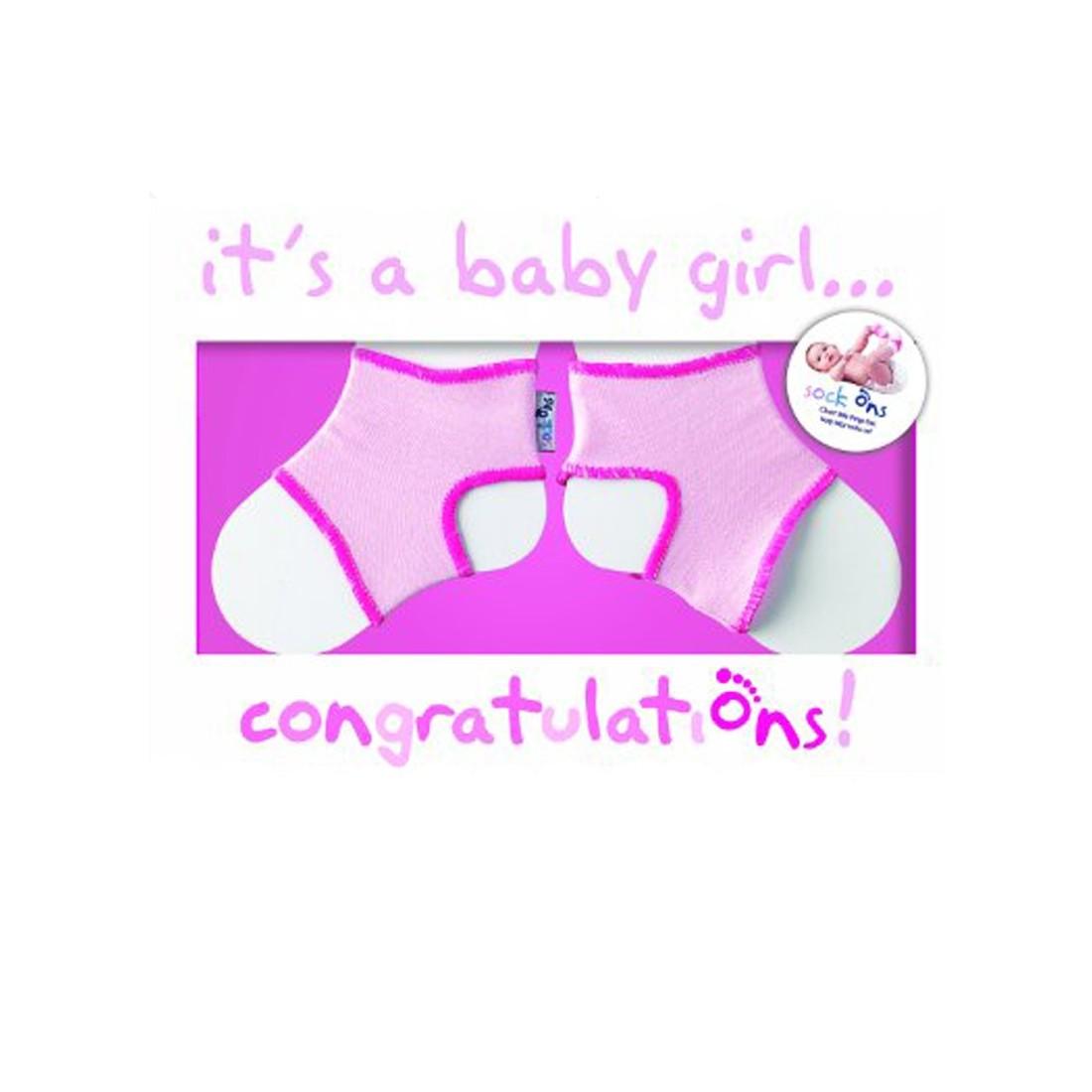 Carte naissance originale fille