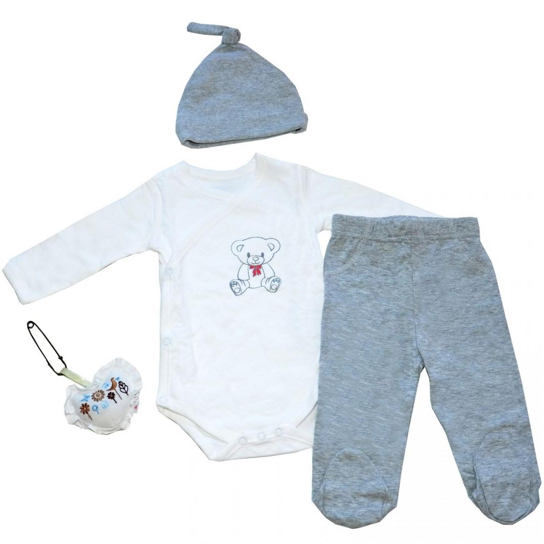 Coffret cadeau de naissance bébé