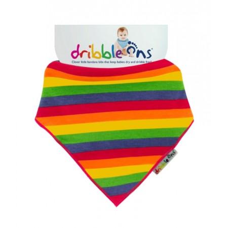 Bavoir magique pour bébé - Rainbow