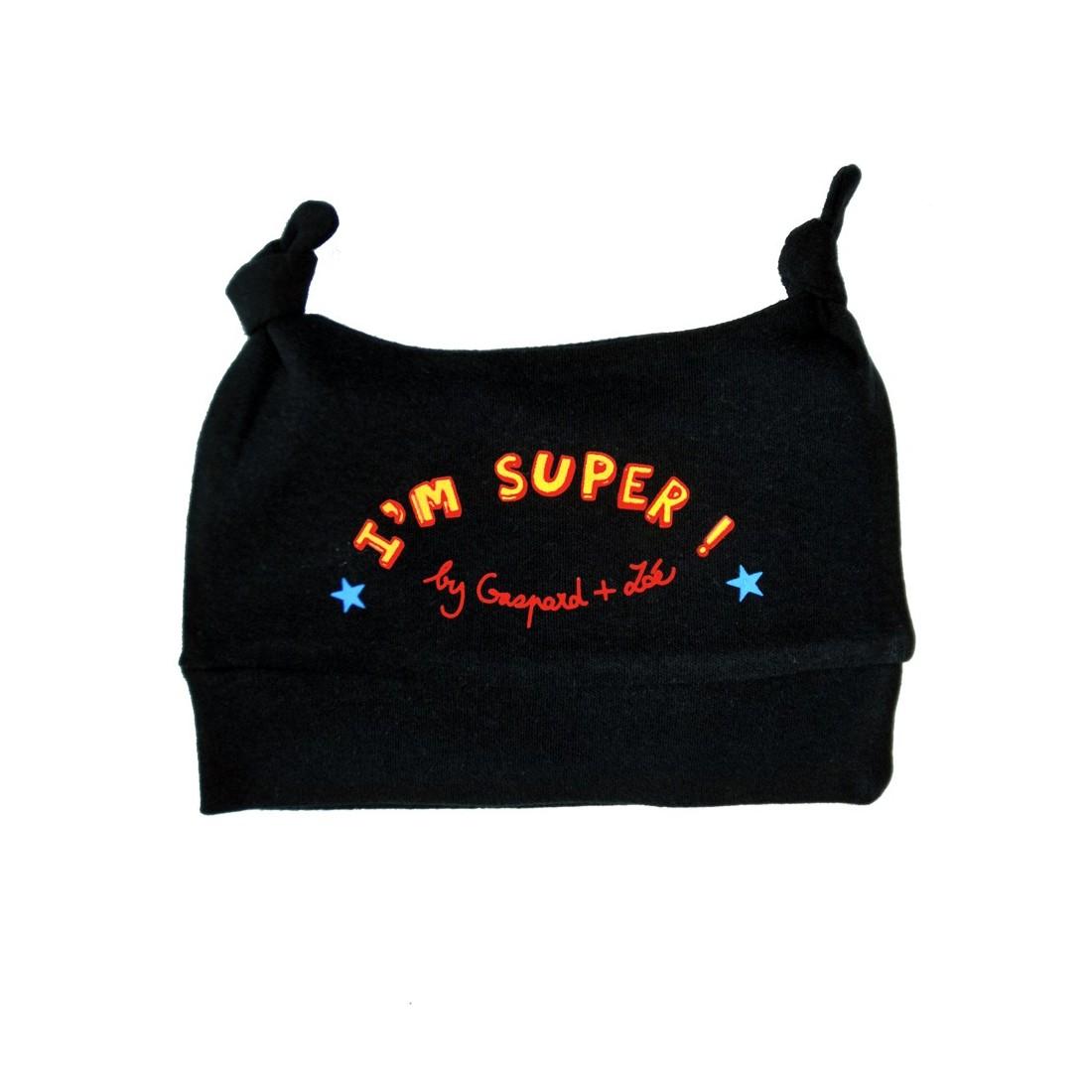 Bonnet pour bébé original I'M SUPER