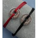 Bracelet femme argent ou plaqué or - Victor Victorine