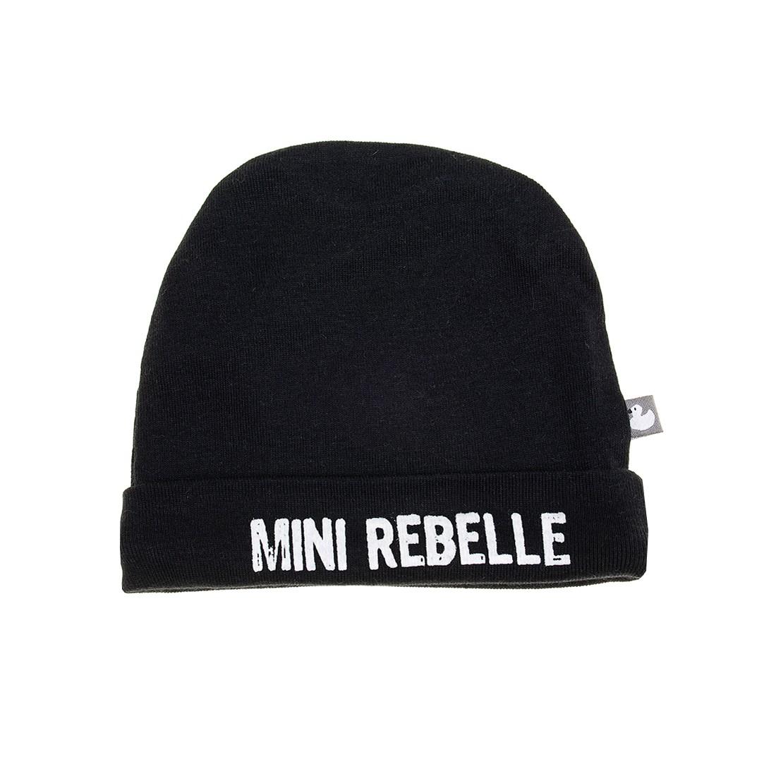 Bonnet naissance original - Rebelle