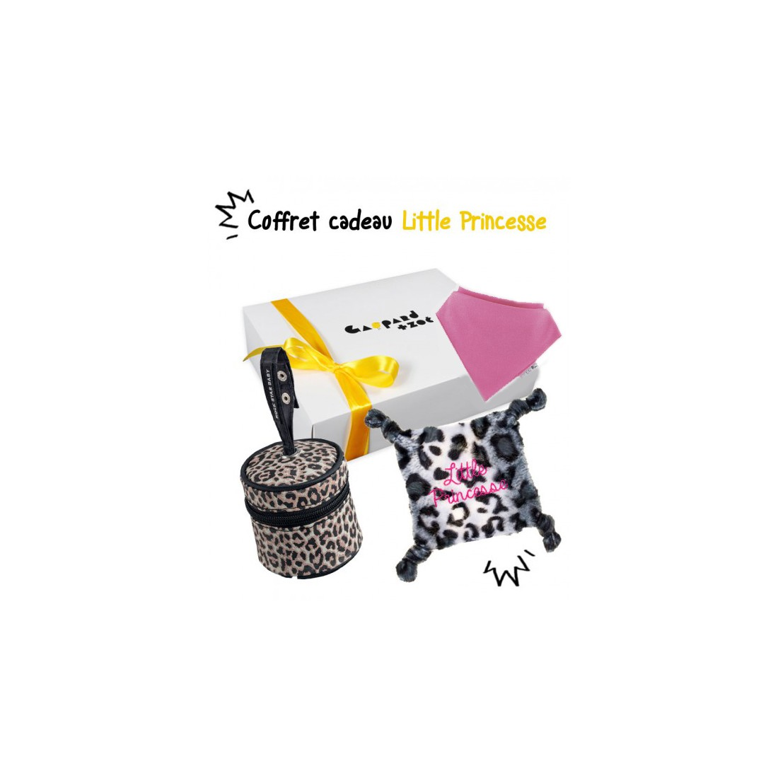 Coffret cadeau fille Little princess