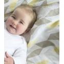 Lange bébé en mousseline de coton Weegoamigo
