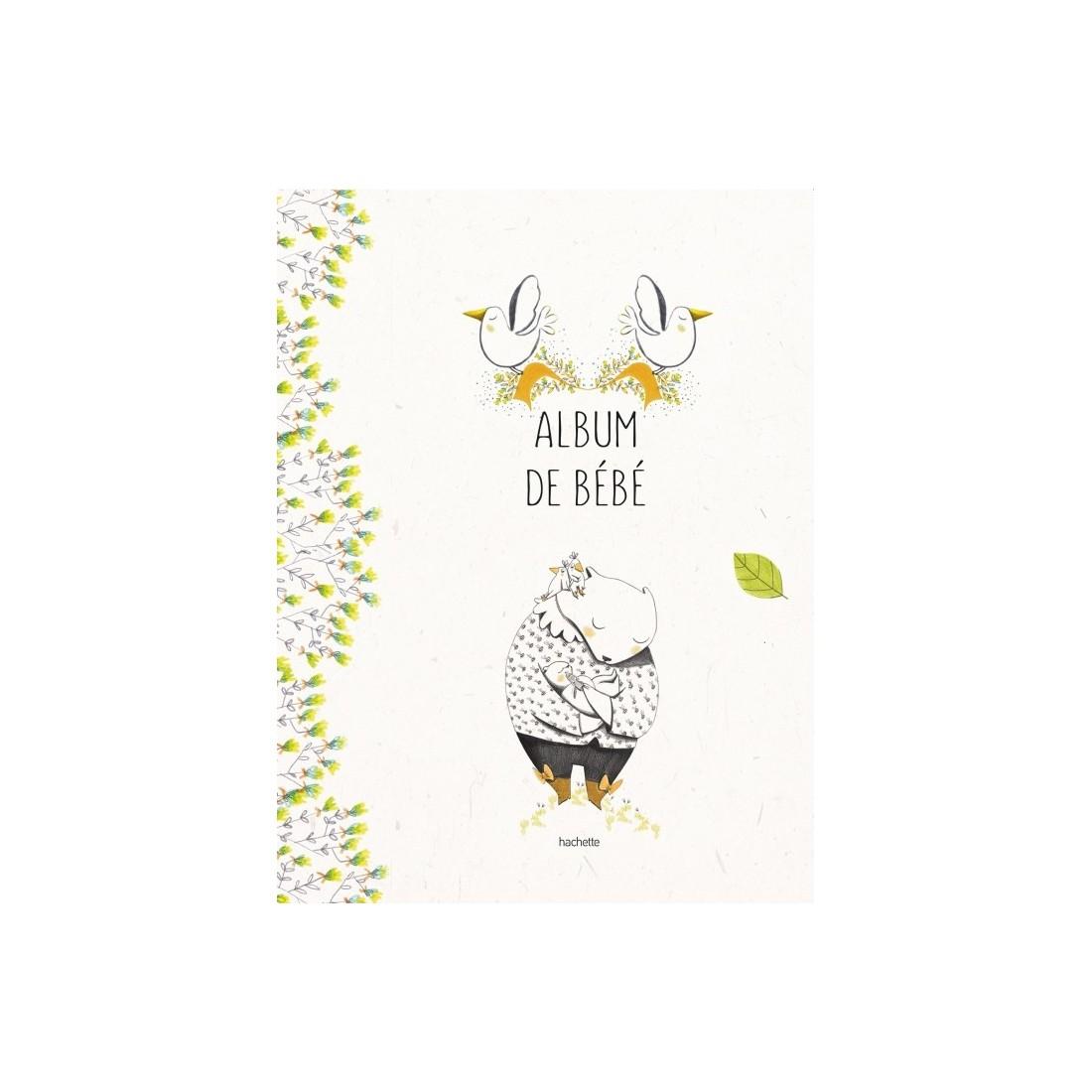 Album de bébé Violaine Costa