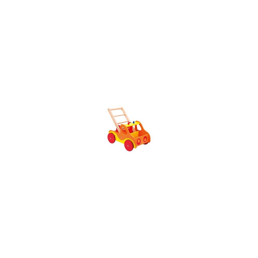 chariot de marche pompiers