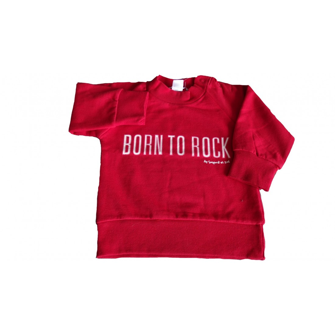 Sweat born to rock by Gaspard et Zoé