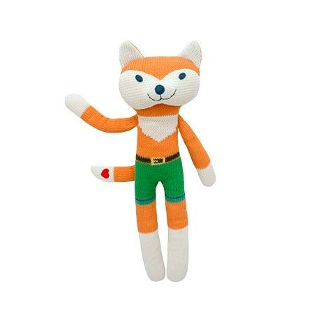 Doudou Super Fox