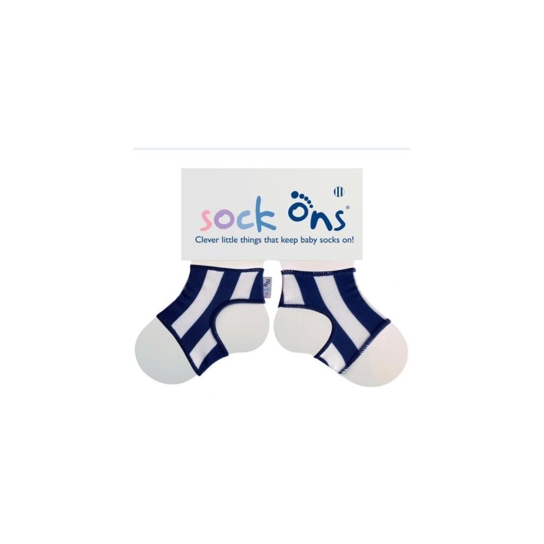 Sock Ons Marin cadeau de naissance original