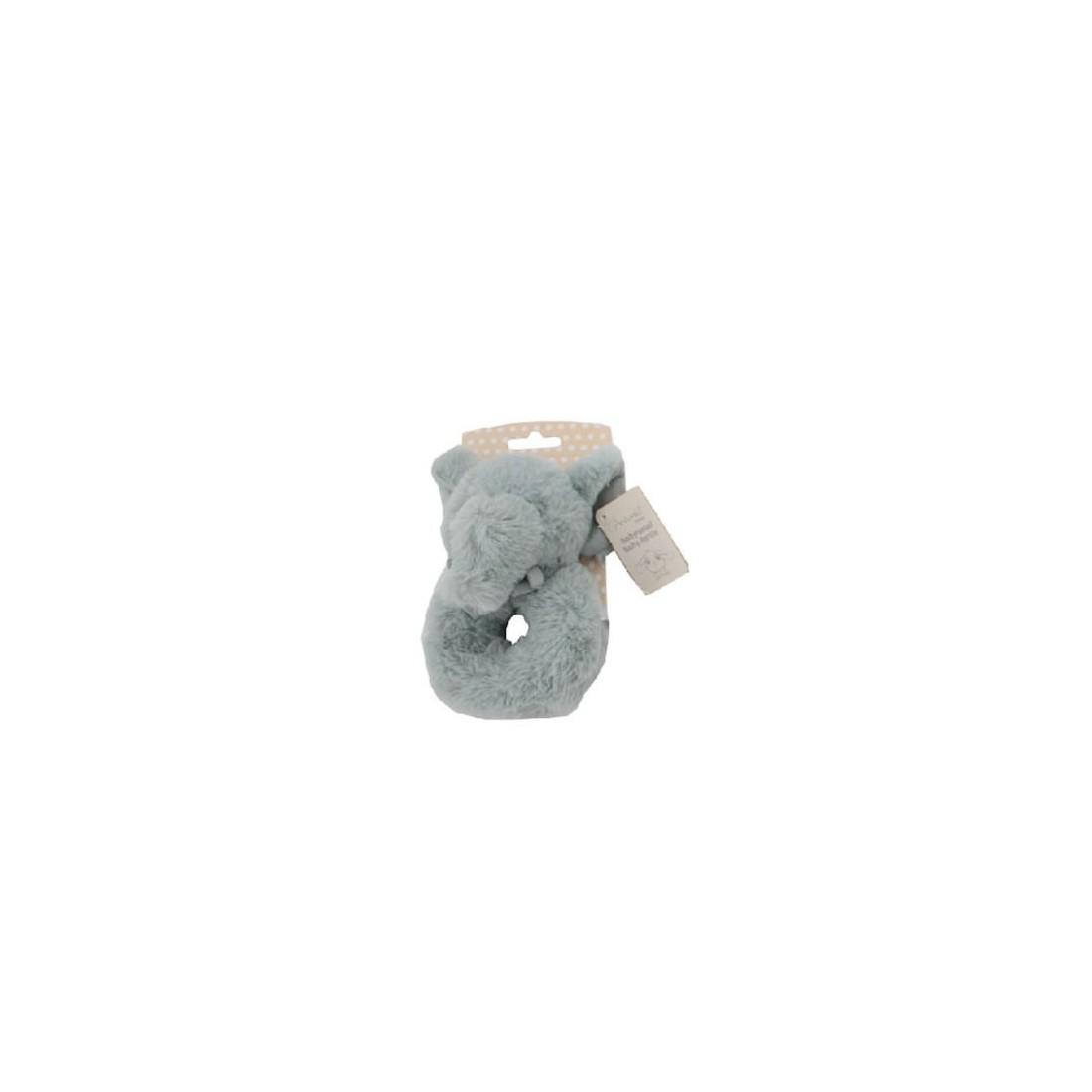 Hochet peluche éléphant