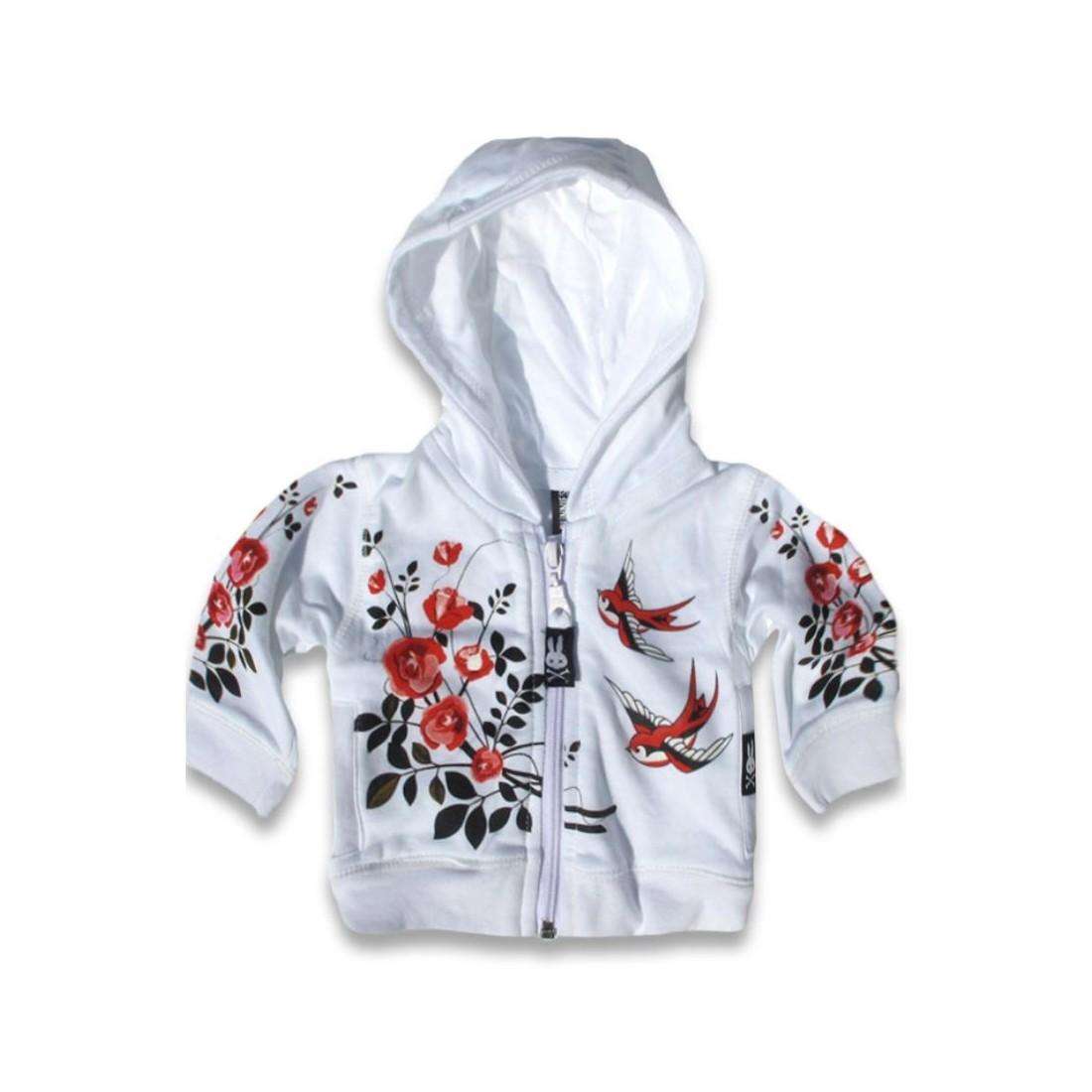 Vêtement original pour bébé - Birds'n roses