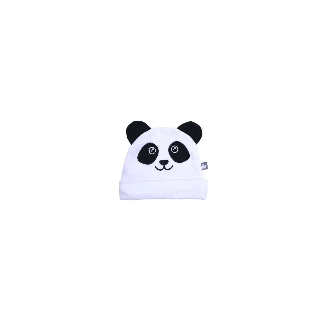 3ae1db7f8bb0 ... Bonnet bébé original chat, lapin ou panda
