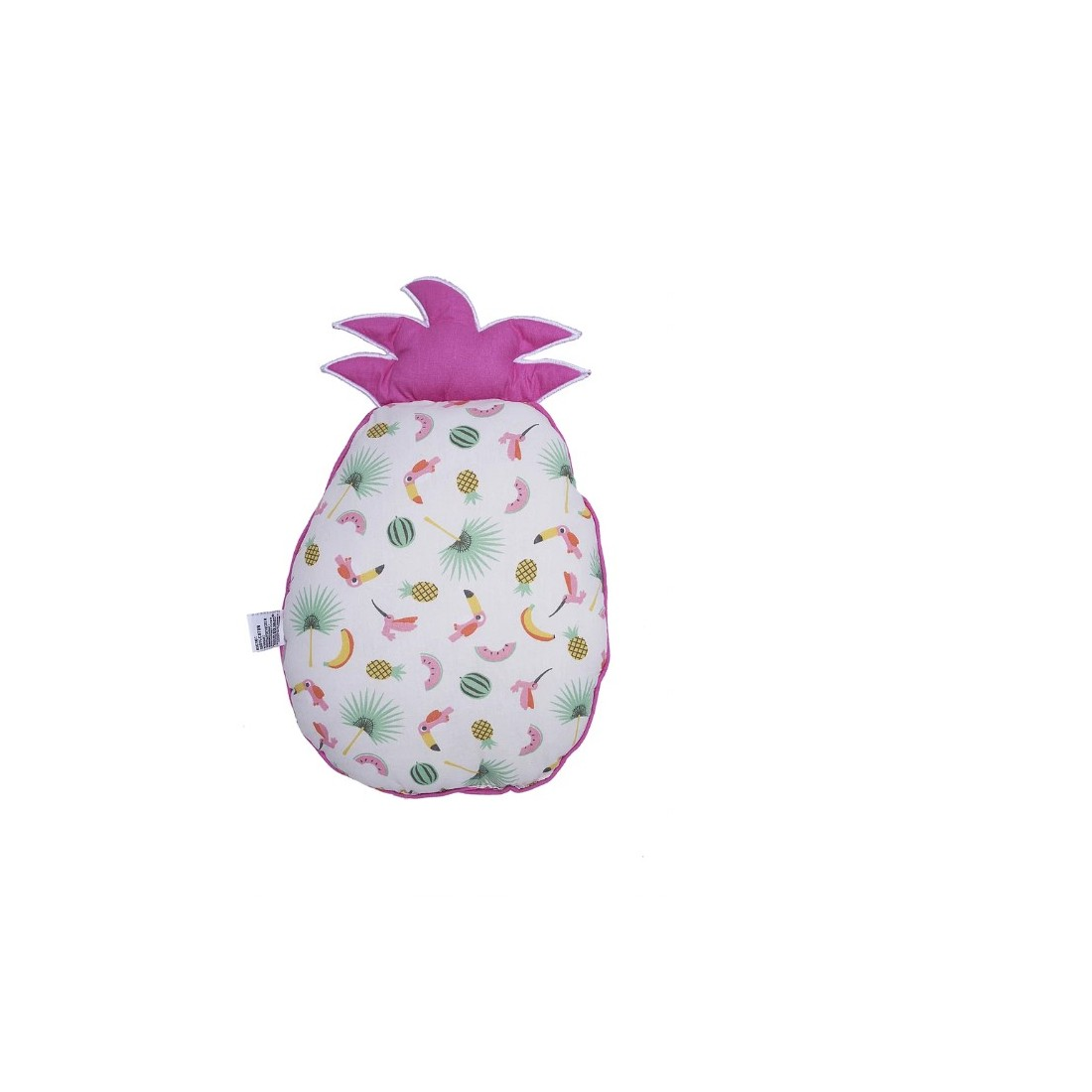 Coussin déco Ananas