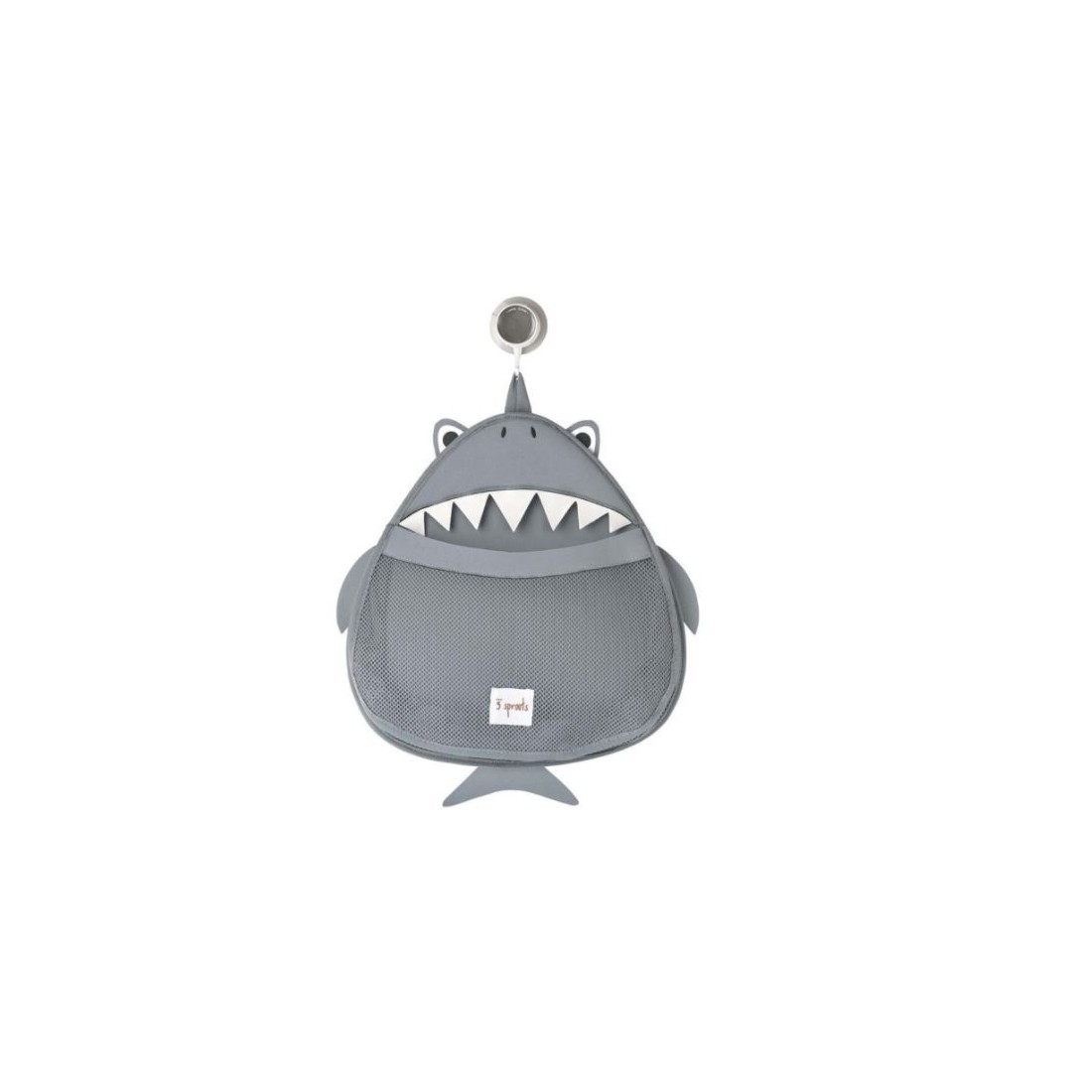 Filet range-jouets bain requin