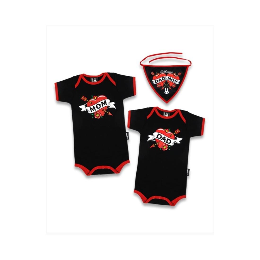kit pour bébé mom and dad
