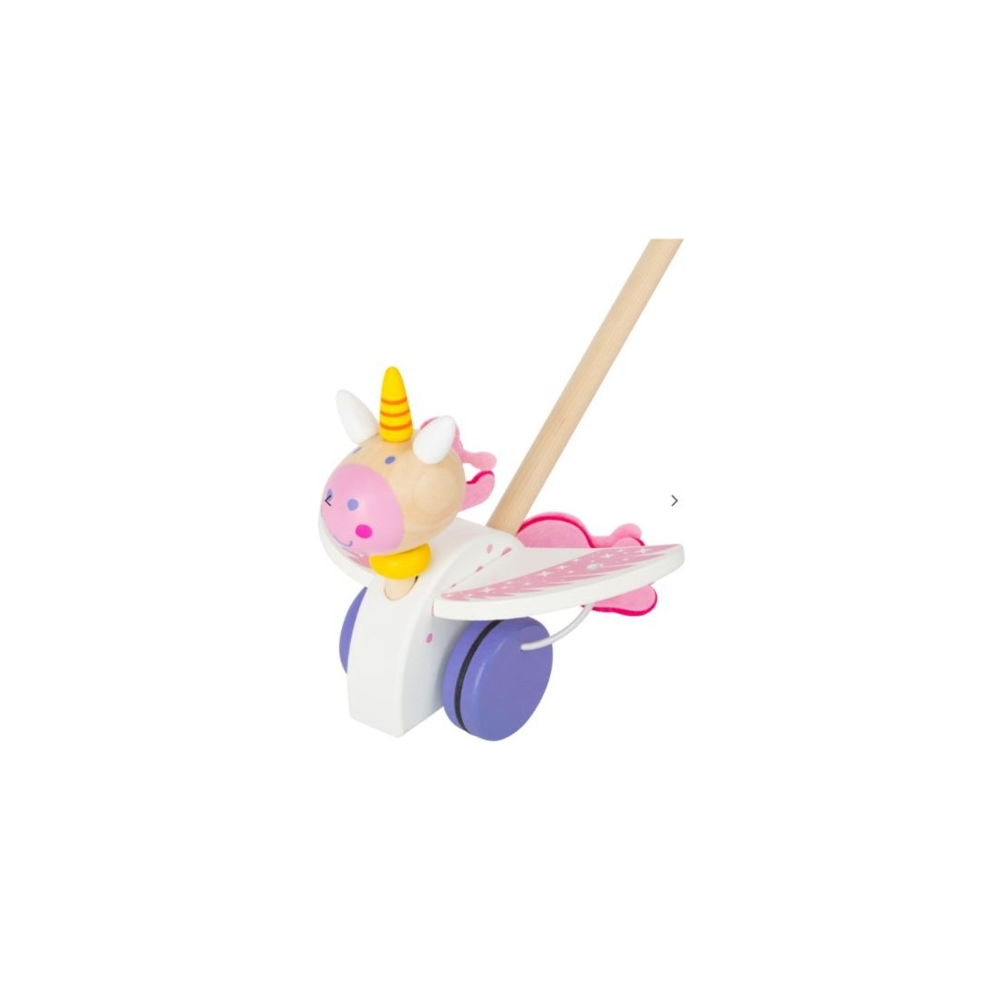 Licorne à pousser Luna