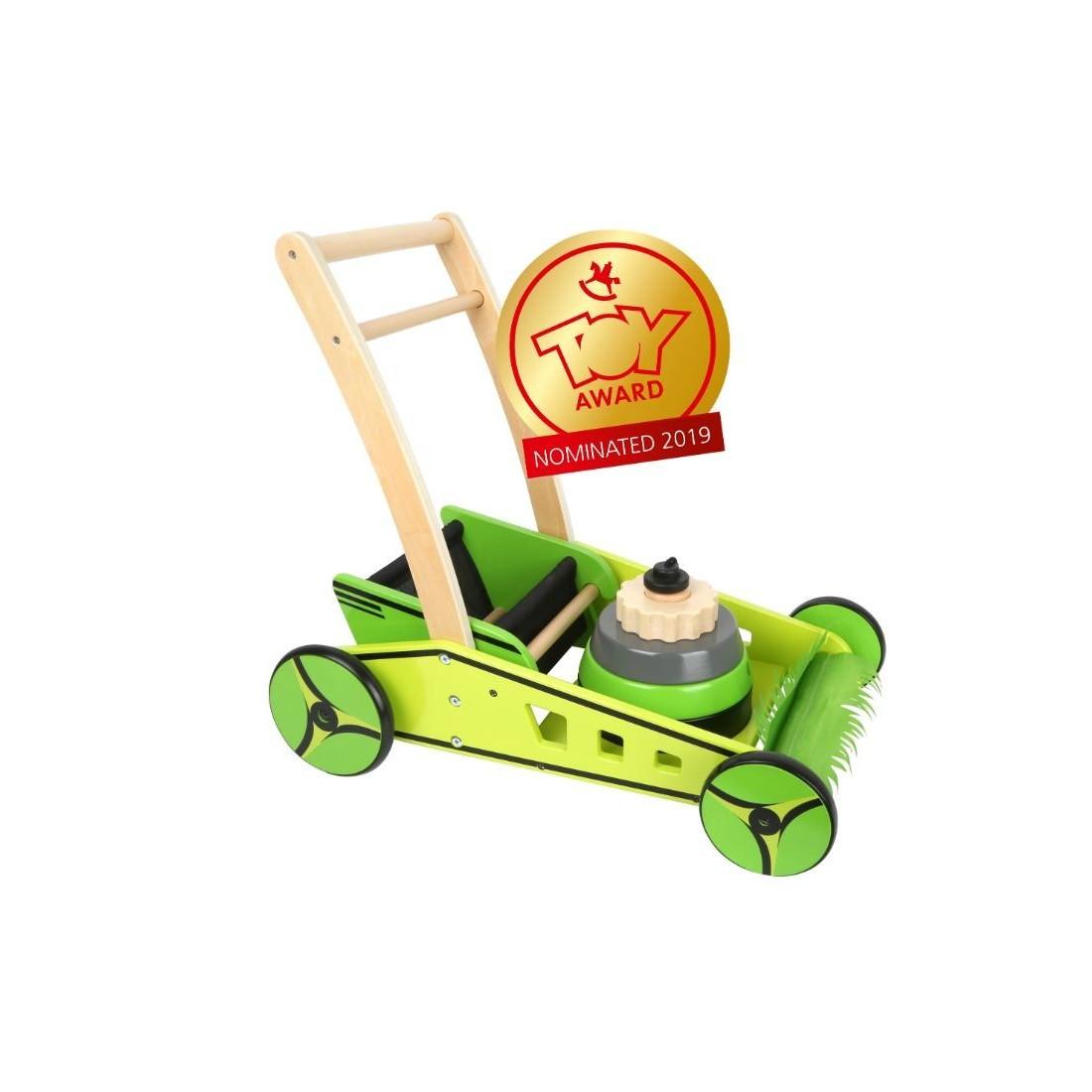 Chariot de marche tondeuse à gazon Legler