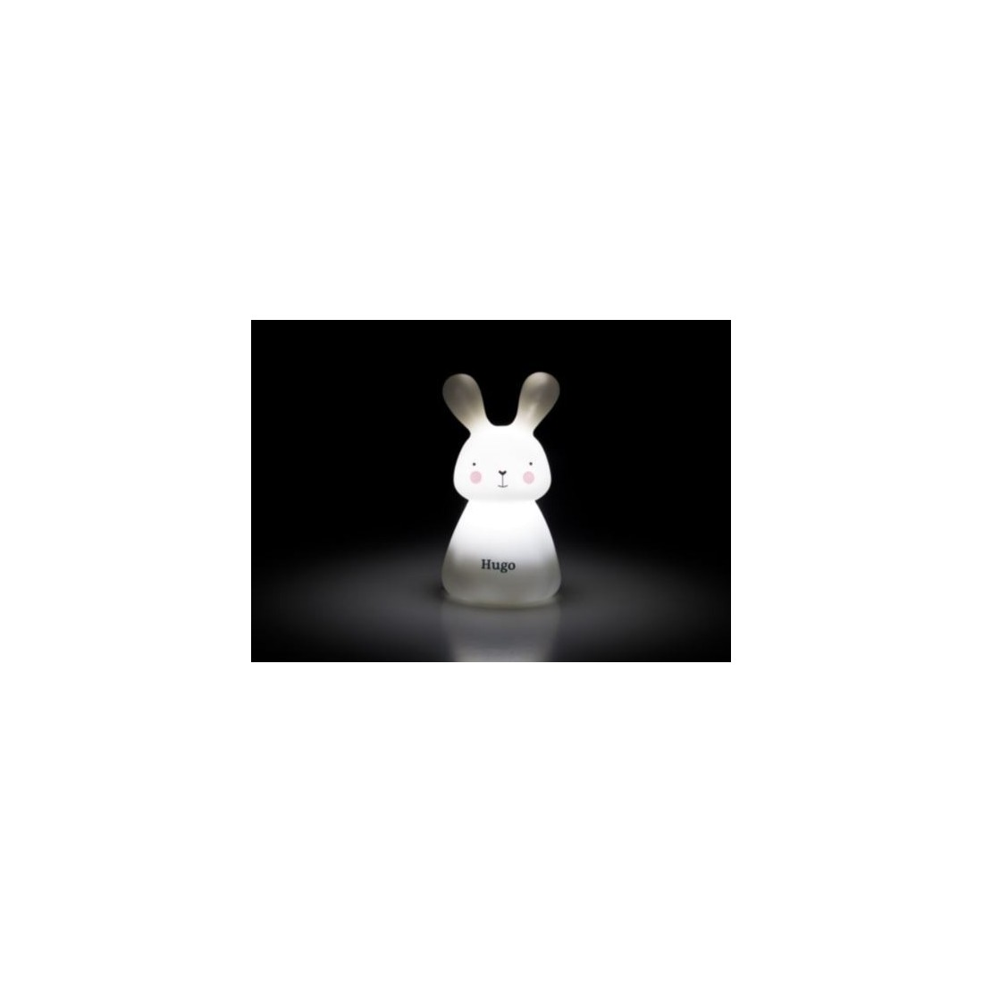 "Veilleuse bébé solo ""Hugo"" le lapin"