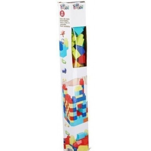 blocs de construction let's play 80 pcs