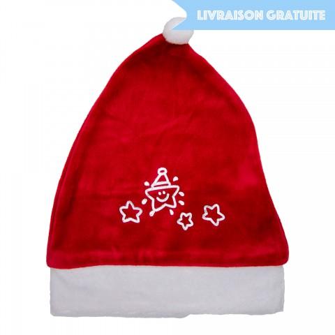 Bonnet de Noël Mixte