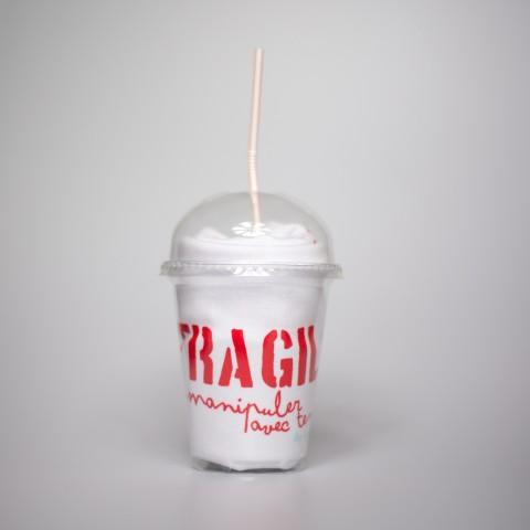 Coffret cadeau original - Milkshake FRAGILE