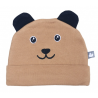Bonnet de naissance petit ourson