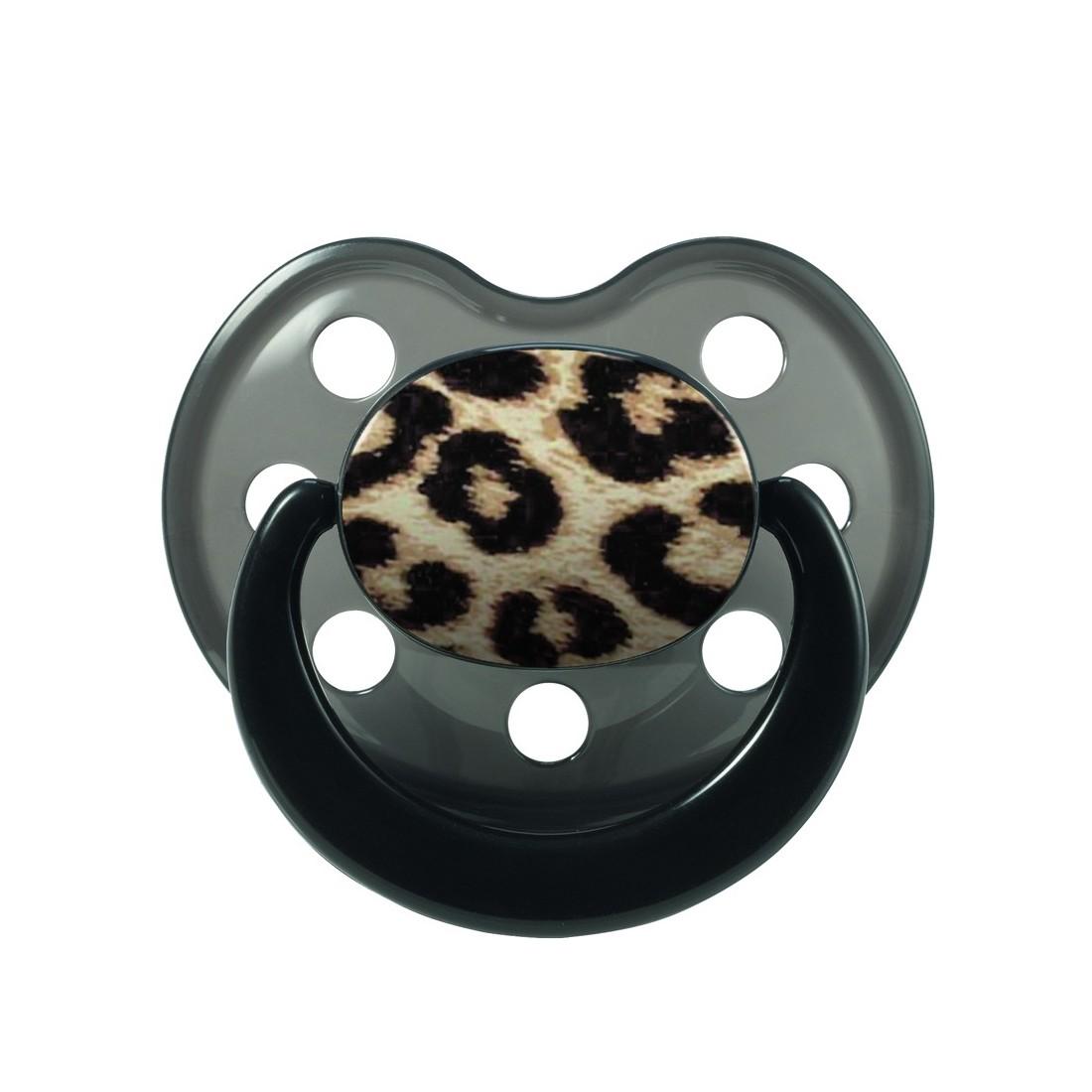 Tétine originale léopard sans BPA