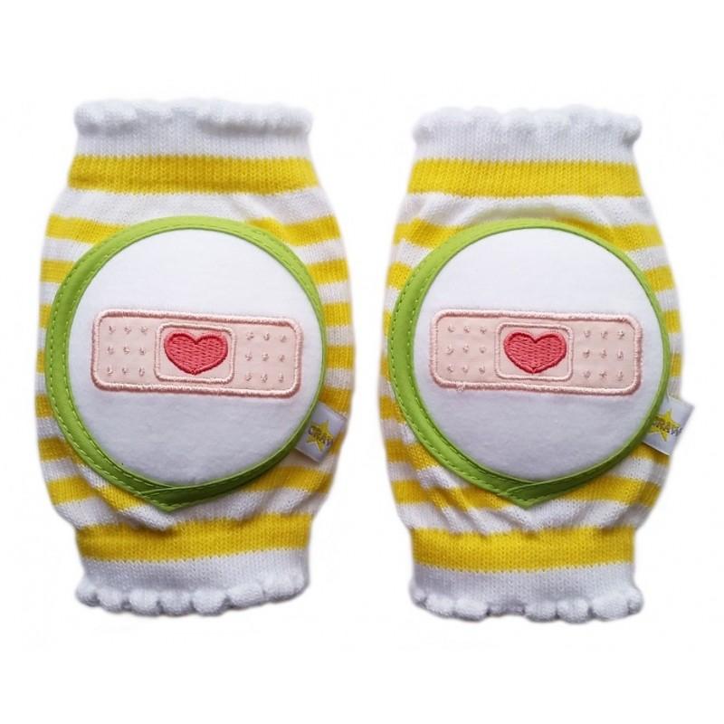 Protège genoux bébé originaux  6 mois-4 ans