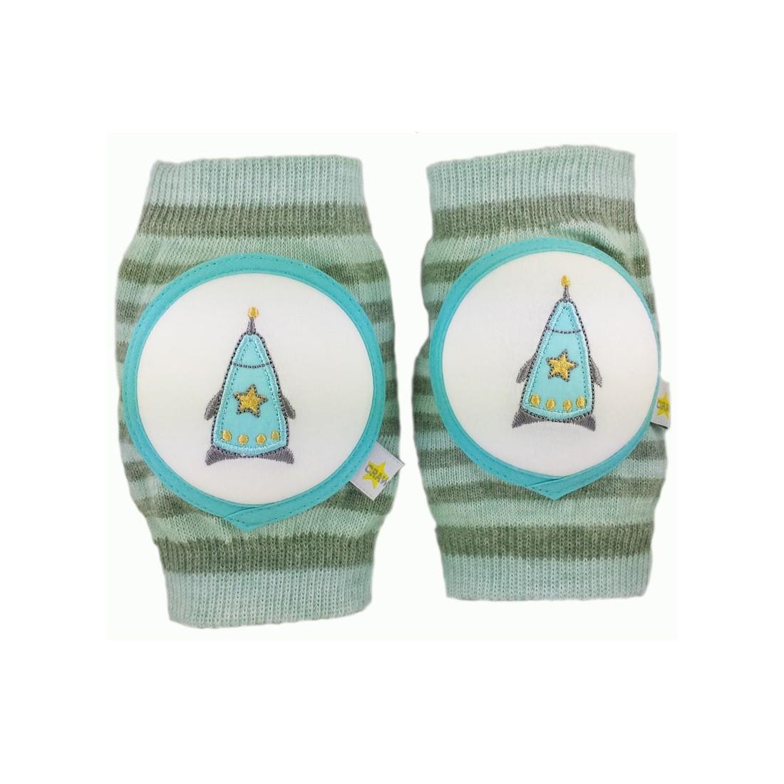 Protection genoux bébé fusée 6 mois-4 ans