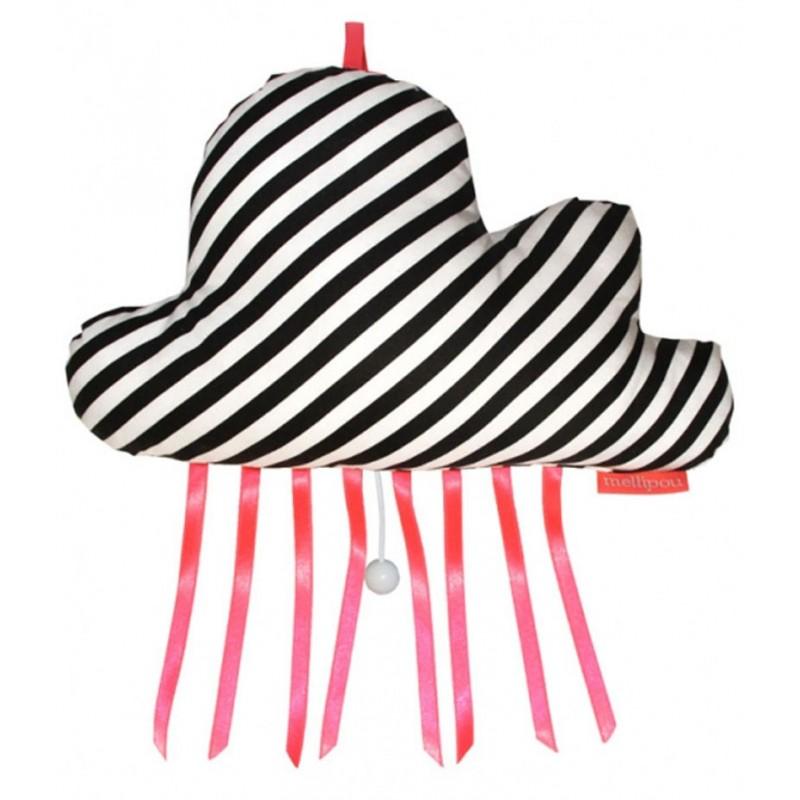 boite musicale b b nuage. Black Bedroom Furniture Sets. Home Design Ideas