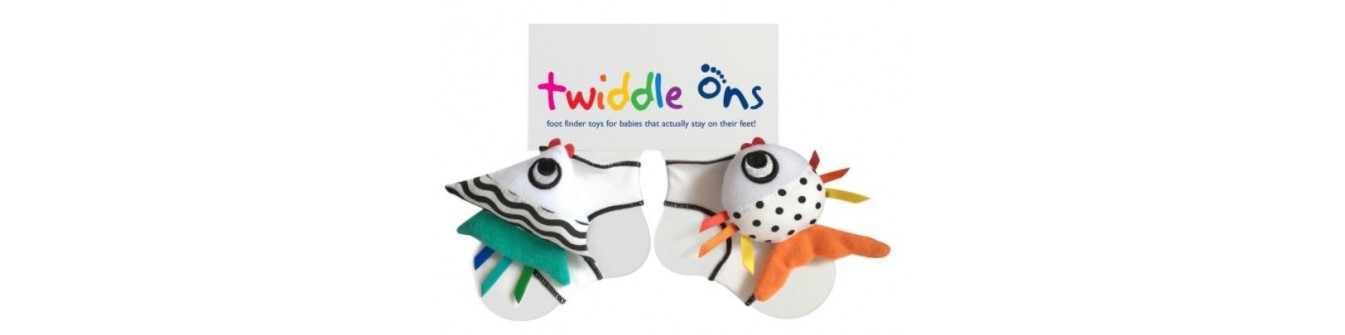 Twiddle ons et Sock Ons