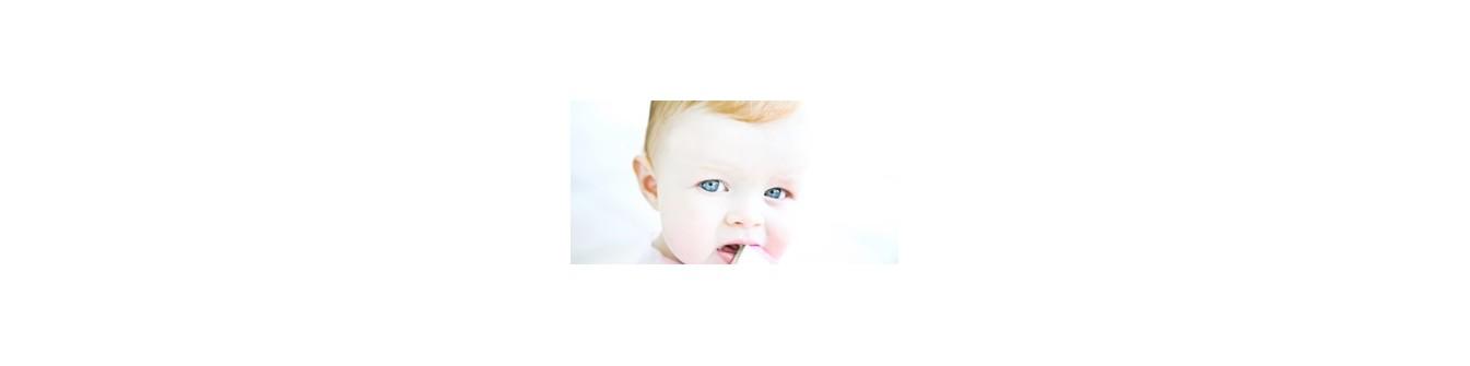 Anneau de dentition, hochet bio pour bébé